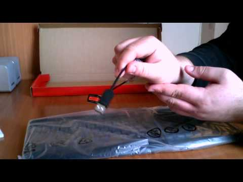 Unboxing Microsoft Wired Keyboard 600