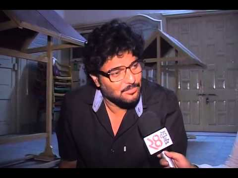 Exclusvie interview with MP Babul Supriyo