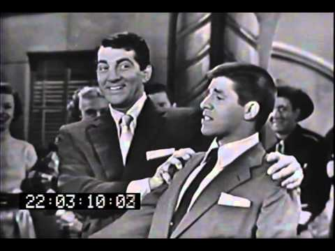 Martin and Lewis sing That's Entertainment