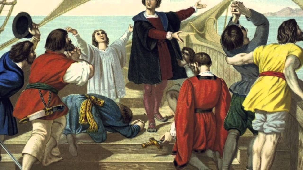 Christopher Columbus And The Age Of Exploration For Kids: Age Of Discovery-Christopher Columbus