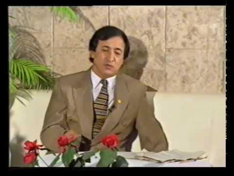 Телевизионная запись Ташкента 2000 г.