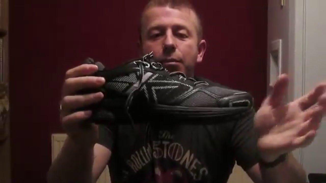 5120b49be5d Karrimor Tempo 3 Mens running shoe preview - YouTube