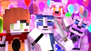 Minecraft FNAF Sister Location HIDE AND SEEK - BABY IS BACK! (Minecraft Roleplay)