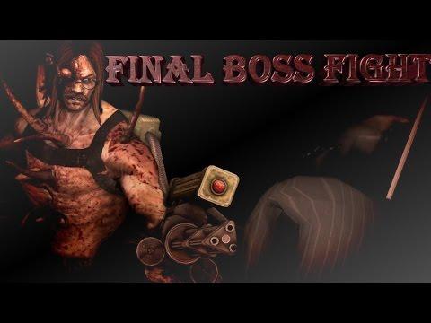 Killing floor final boss fight patriarch short game for Floor 2 boss swordburst 2