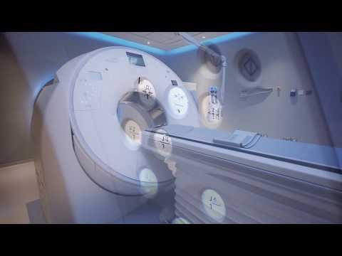 High-tech 640 slice CT scanner