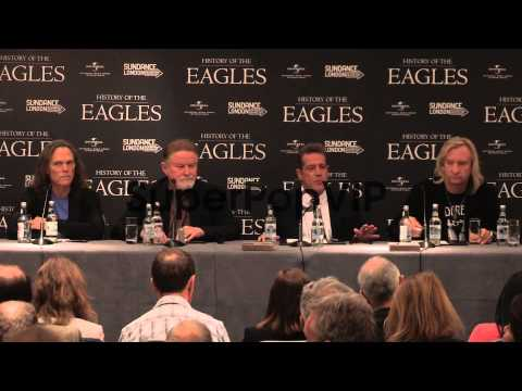 INTERVIEW: The Eagles on X Factor at The Connaught Hotel ...