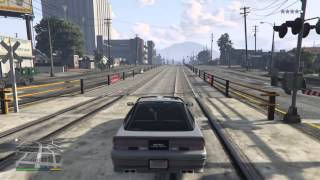 Grand Theft Auto V PS4 The Banker Is a Predator