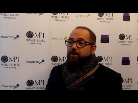 Interview with Julien Carlier   MPI France event ComInRSE