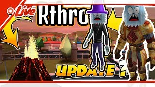 [Replay] Game Time with Tio | Random Games, Jailbreak Volcano? [Rthro?] 🔴Roblox YETI [Replay 80]