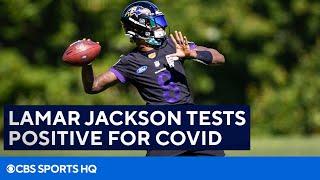 The Latest on Lamar Jackson's Positive Covid Test from an NFL Insider