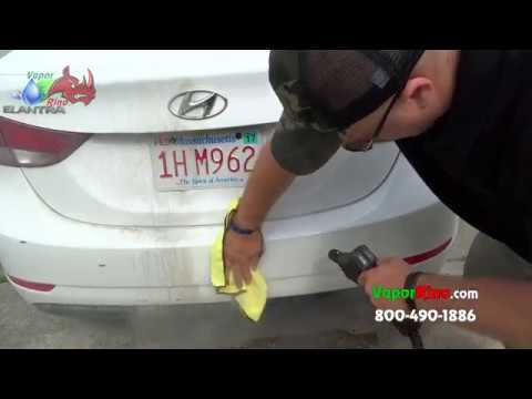 USES for Vapor Rino Commercial Steam Cleaner -  Auto Detailing, Dry carwash