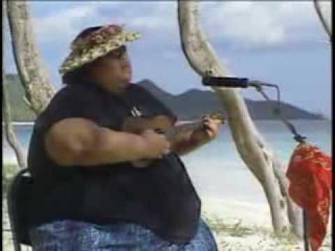 Israel Kamakawiwo'ole-White Sandy Beach of Hawai'i-Tradução