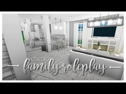 Roblox | Bloxburg | Cheap Roleplay House
