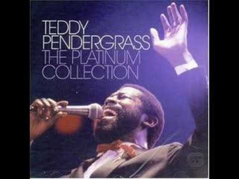 TEDDY PENDERGRASS - CAN'T WE TRY