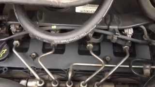 tutoriel, résoudre problème de fuite d'eau compartiment moteur jumper / boxer/ ducato