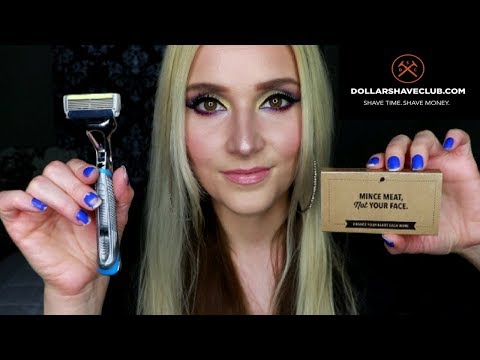 Dollar Shave Club Review   NOT Just For Men 🙋