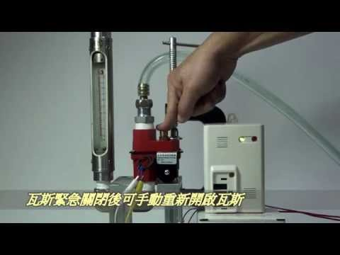 複合式瓦斯安全閥 Combined-type Gas Safety Valve (TAIWAN)