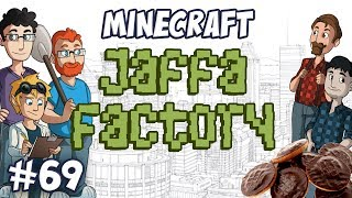 Jaffa Factory 69 - Tetris Machine