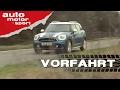 Mini Countryman: Kleiner Naturbursche - Vorfahrt | auto motor und sport