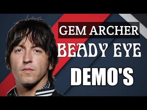 gem archer beady eye demo tracks