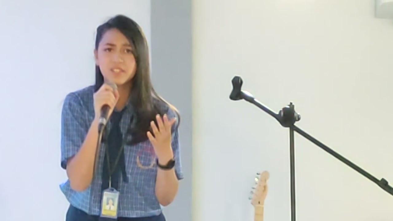 Andini Fatima Izyani _SMP YPS Singkole_Singing Contest_Champlish2021