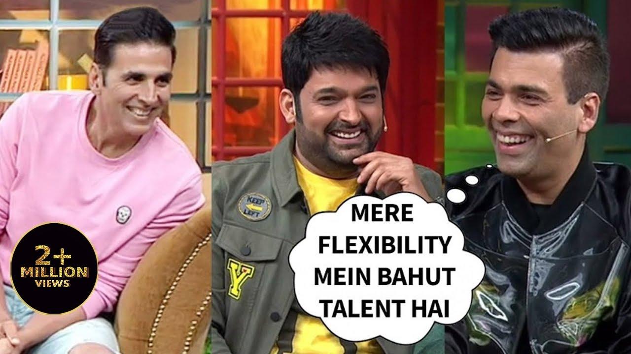 Akshay Kumar Pranks Karan Johar   The Kapil Sharma Show Season 2   Sat - Sun At 9:30 PM