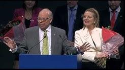 Richard Rew & Patricia Mendoza - ACN Senior Vice President Promotion - Rotterdam 2014
