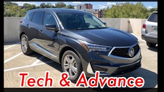 FULL TOUR & START-UP | 2019 Acura RDX Tech & Advance