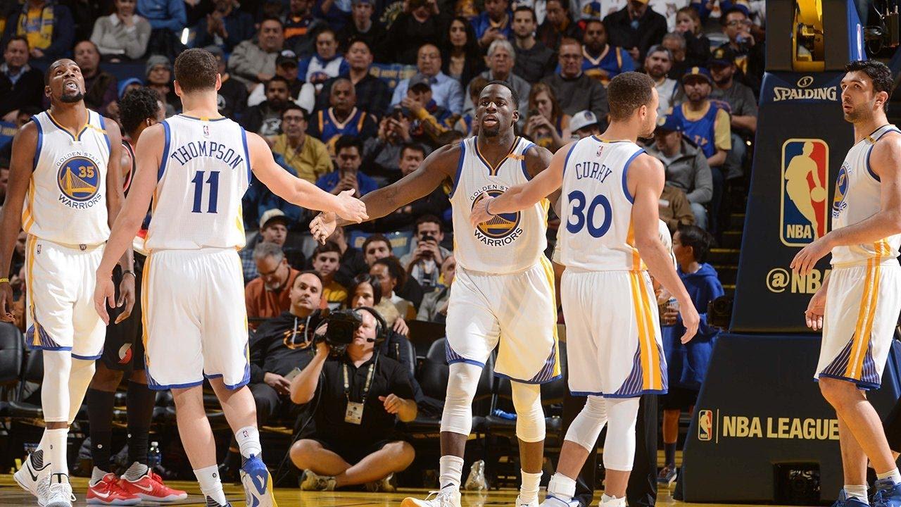 Golden State Warriors Best Play Highlights 16 17 Season