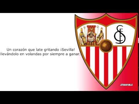 Himno del Centenario   Sevilla FC