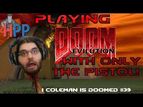 I COLEMAN IS DOOMED #39: Four Short Films About Doom