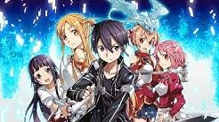 Top 5 Anime Like Sword Art Online
