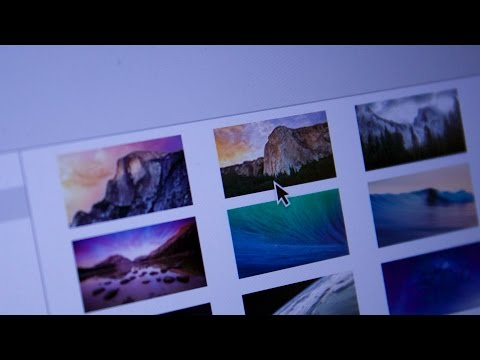 New OS X Yosemite Wallpapers!