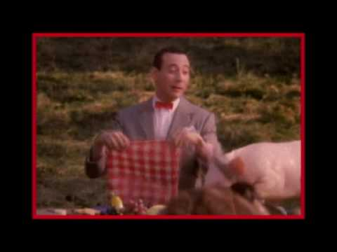 Big Top Pee-wee music vid