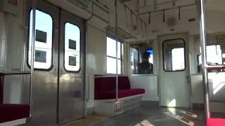西鉄貝塚線 600形 604 香椎花園前→和白 604F 1002列車 【1962年製】