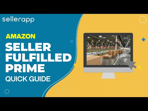What is Amazon Seller Fulfilled Prime - A Quick Guide to Amazon SFP