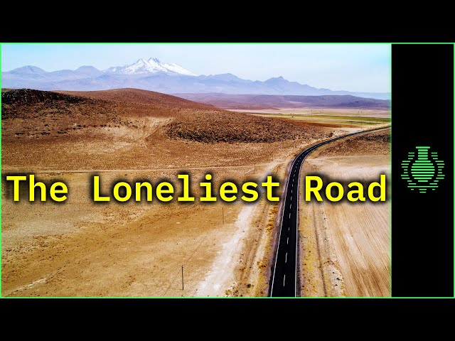 Driving a Tesla Across The Loneliest Road in America