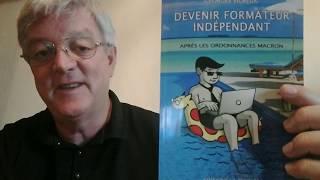 Devenir Formateur Indépendant - Le livre