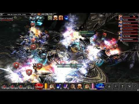 Castle Siege IconeMu,Guild LEGENDS 17/02/19