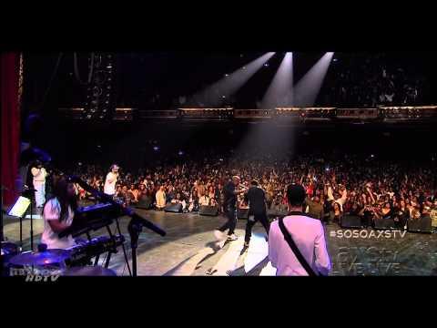 Ludacris & Jermaine Dupri at the So So Def 20th Anniversary Concert