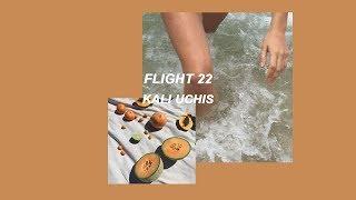 kali uchis // flight 22 (lyrics)