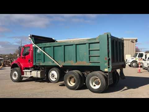 2012 Freightliner M2-106 Tri/A Dump Truck - New #2