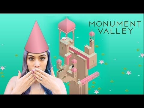"""SILENT PRINCESS"" - Monument Valley Ep 1"