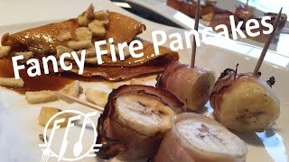 Fancy Food Factory - Fancy Fire Pancakes (episode 5)