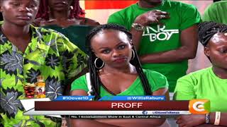 10 OVER 10 |  Proff exclusive on 10 over 10