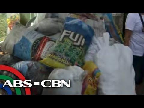 TV Patrol:  'Bigas kapalit ng  earth day
