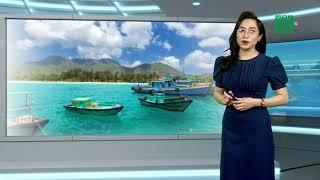 Thời tiết biển 24/05/2020: Nam biển Đông trong cơn dông tiềm ẩn nguy cơ về lốc xoáy  | VTC14