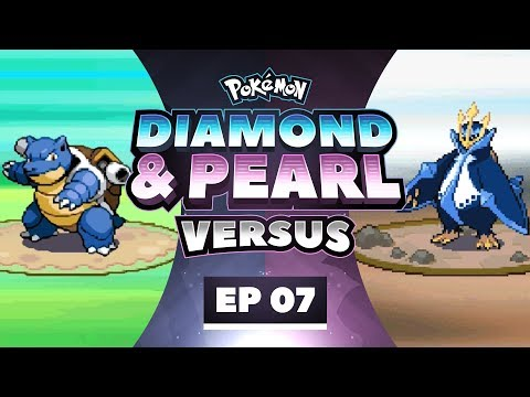 Pokemon Diamond and Pearl Versus - EP07 | I'm Watching You