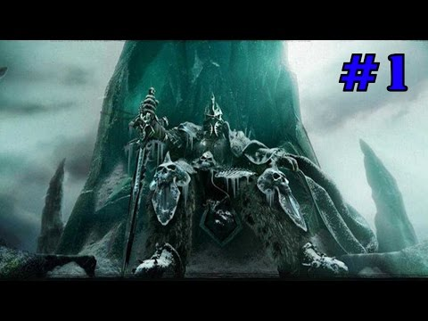 WC3FT#1- Мапа Waugriffs COT RPG