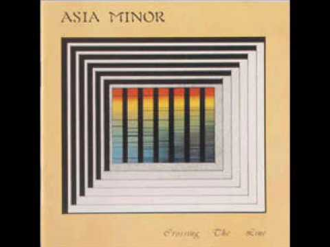 ASIA MINOR -Crossing The Line(Full Album)
